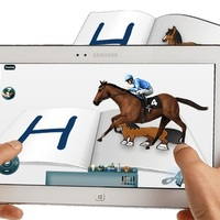 Tablet augmented reality cover