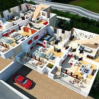 Residential3dsitefloorplandubaiuae cover