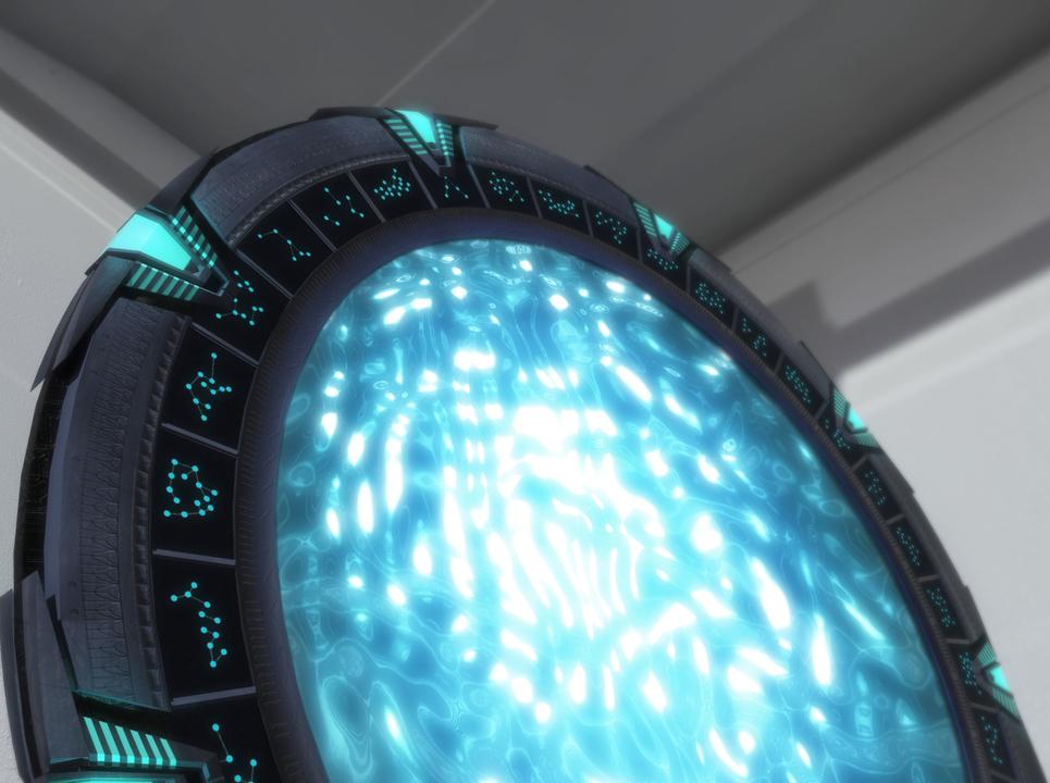 Stargate 4 show