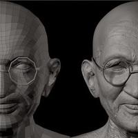 Gandhi 55 cover