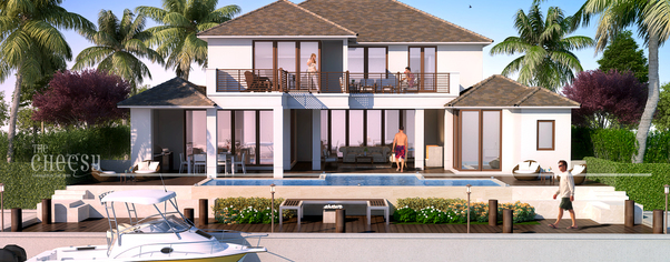 3d architectural rendering new  wide
