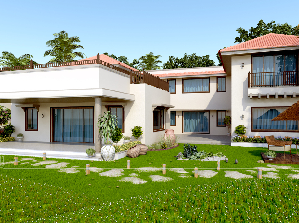 3d architectural rendering new 7 show