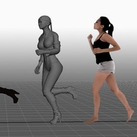 Motion capture animations studio cover