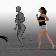 Motion capture animations studio small