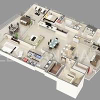 Typical floor plan cover