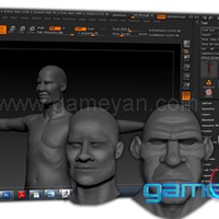 Character sculpting desinger cover