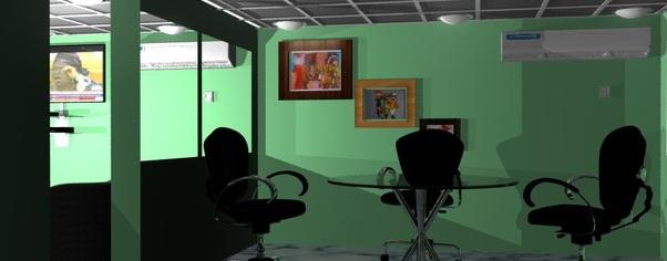 Meeting room wide