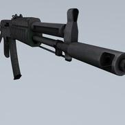 Gun ak47 front small