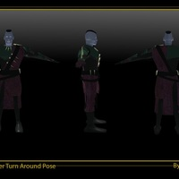 Nomad character model sheet sebjones cover