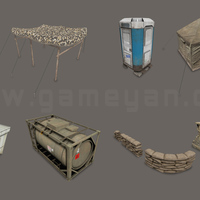 3d game asset studio cover