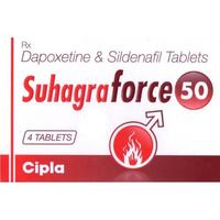 Suhagra force 50 tablets 1122611 cover