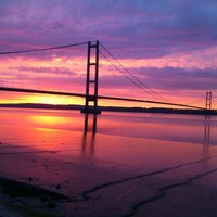 House removals hull think the humber bridge provides a spectacular backdrop for photographs cover