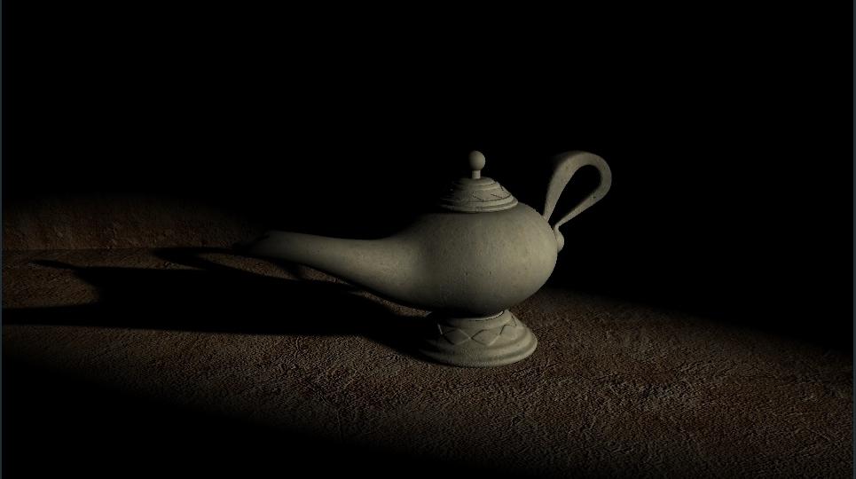 Tea pot show