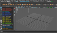 Commandbox for Maya (code collector-shelf alternative) for Maya 1.0.9 (maya script)