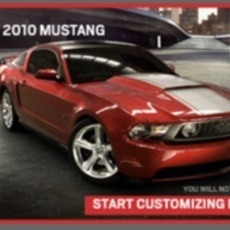 Team Detroit/Wunderman Turns to Speedshape for 2010 Ford Mustang Customizer
