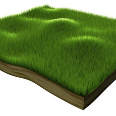 daynamic grass field creation with paintFX  *VIDEO*