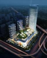 Commercial Plaza 044 3D Model