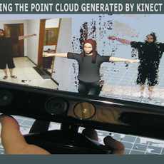 Animating Using the Kinect Point Cloud as Reference