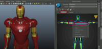 How To Use Mocap Files In Maya, BVH or FBX