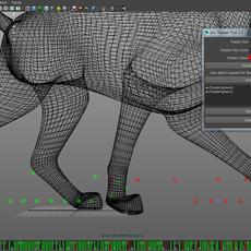 Arc Tracker for Maya 2.2.0 (maya script)