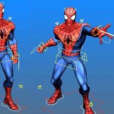 Free SpiderMan Rig