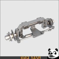 Steering axle 3D Model