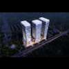 03 30 27 692 skyscraper business center 071 1 4