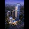 Skyscraper business center 095 3D Model