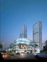 Skyscraper business center 117 3D Model