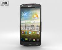 Acer Liquid S2 Black 3D Model