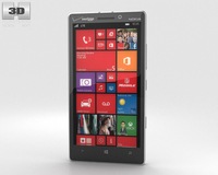 Nokia Lumia Icon 3D Model