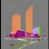03 50 01 457 skyscraper business center 127 5 4