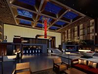 Lobby 002 3D Model