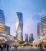 Skyscraper business center 139 3D Model