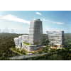 03 54 44 33 skyscraper office building 043 4 4