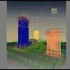 03 56 04 615 skyscraper office building 049 5 4