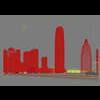 04 05 38 80 skyscraper office building 084 5 4