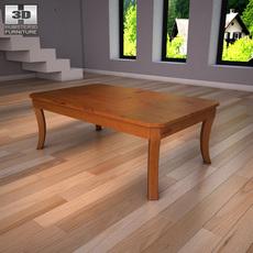 Ashley Dewey Accent Table 3D Model