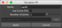 Free es_VariableFK for Maya 1.0.2 (maya script)