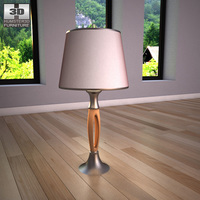 Ashley Loretta Table Lamp 3D Model