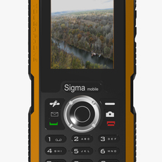 Sigma Mobile X-Treme IP-67 3D Model