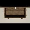 04 12 41 984 wood box 3 4