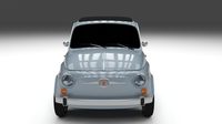 Fiat 500 Nuova 1957 3D Model