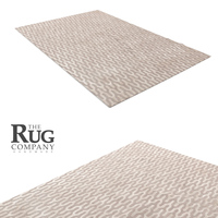 The Rug Company PONTI SILK 3D Model