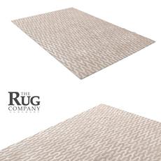 The Rug Company PONTI SILK 3D Model
