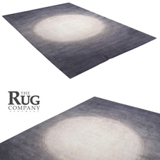 The Rug Company SPOTLIGHT SILVER 3D Model
