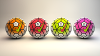 Nike Ordem 3 Official match ball 3D Model
