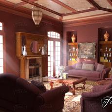 Living room 31 3D Model
