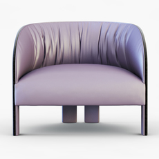 Armchair Eclipse 3D Model