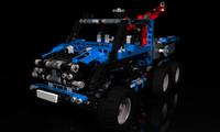 Lego Generator 1.0.0 for Maya (maya script)